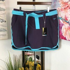 Nike Women's Skort Size 14 NWT